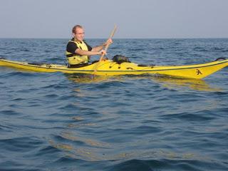 Ricky Barone sul lago di Garda