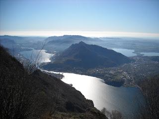 I 'laghi' di Lecco