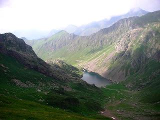 Lago di Sasso - Valbiandino (LC)