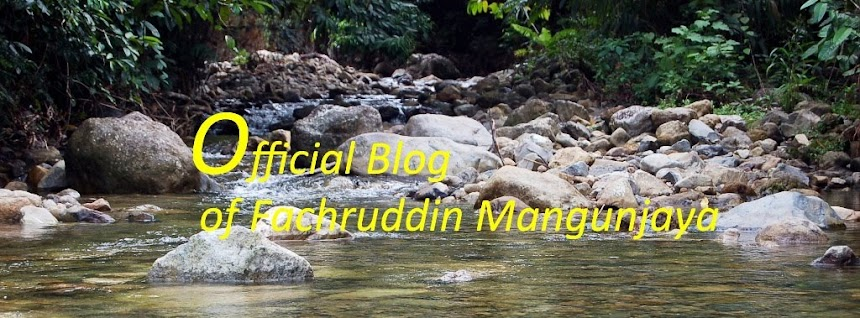 Fachruddin M.Mangunjaya