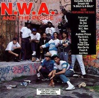 N.W.A. - A Bitch Iz A Bitch