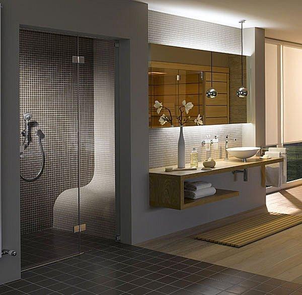 Ideas geniales arquitectura construcciones ideas for Arquitectura banos modernos