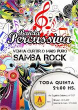 BANDA PERCUSSIVA!!!