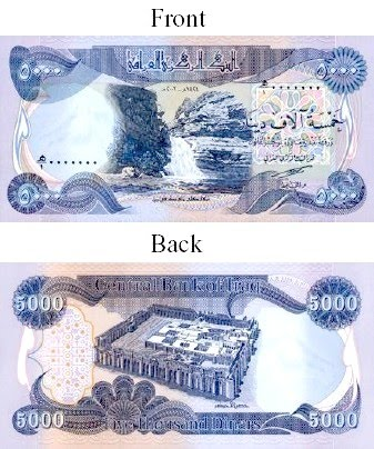DINAR IRAQ019-9837695(Cd): HARGA DINAR IRAQ TERKINI 03-12-2010