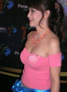 Sexy hot Mom Tessa Kaunang Toket Gede - Celebrity News and Gossip
