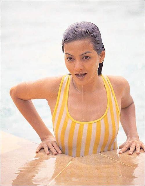 Payudara and Pantat Sexy Novia Ardhana Actress Indonesian