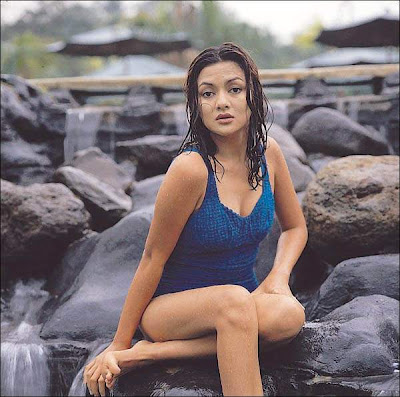 Payudara and Pantat Sexy Novia Ardhana Actress Indonesian
