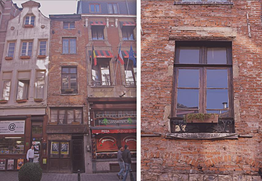 Sending postcards la plus petite maison de bruxelles - Photo de petite maison ...