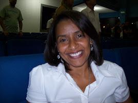 Nossa tutora, Lenita Fogaça