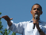 Barack Obama in Portland