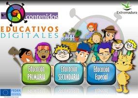 Contenidos Educativos Digitales de Extremadura