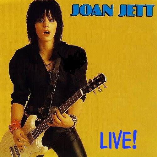Joan Jett Live Long Island