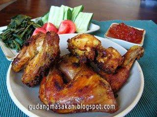 Resep Masakan Ayam Goreng Bogor