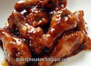 Resep Masakan Ayam Madu
