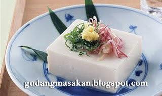 Resep Masakan Hiyayakko