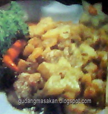 Resep Masakan Udang Belimbing