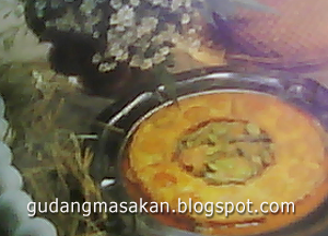 Resep Masakan Sambal Goreng Telur Roda