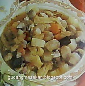 Resep Masakan Soto Ayam
