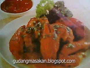 Resep Masakan Kepiting Saus tomat