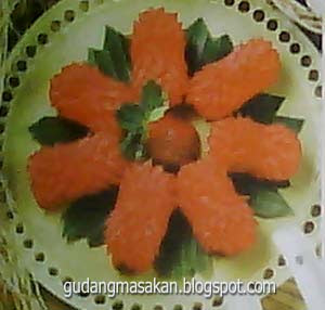 Resep kue Getuk singkong Strowbery