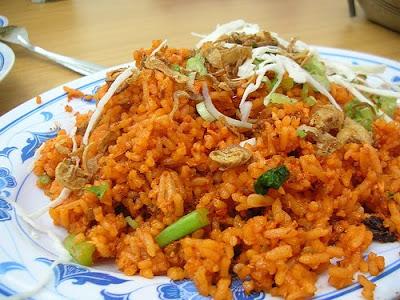 Resep Masakan Nasi Goreng Bumbu Iris