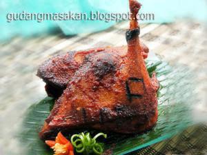 Resep Masakan Bebek Panggang