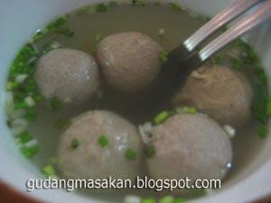 Resep Bakwan Surabaya