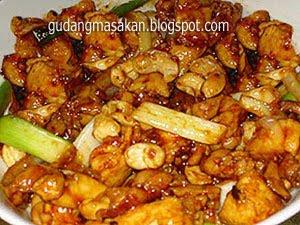 Resep Masakan Ayam Saus Jahe