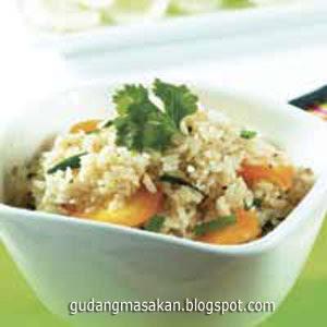 Resep Masakan Nasi Goreng Ebi