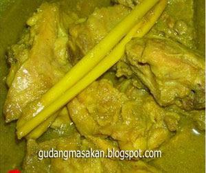 Resep Masakan Ungkep Ayam