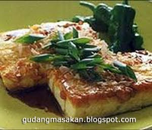 Resep Masakan Steak Tofu