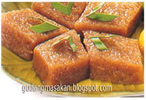 Resep Kue Wajik