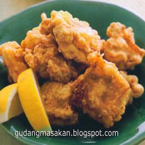 Resep Masakan Ayam Goreng  Cabai