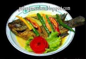Resep Masakan Gulai Ikan Mas