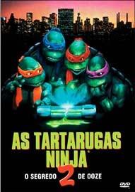 As Tartarugas Ninja 2 O Segredo de Ooze Dublado