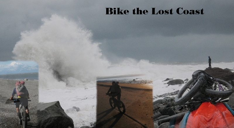 Lost Coast Bike Expedition