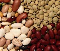Big pile o' beans