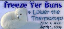 Freeze Yer Buns Challenge 2008