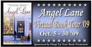Blog Tour- Angel Lane by Sheila Roberts