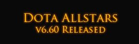 Dota-Allstars Map 6.60