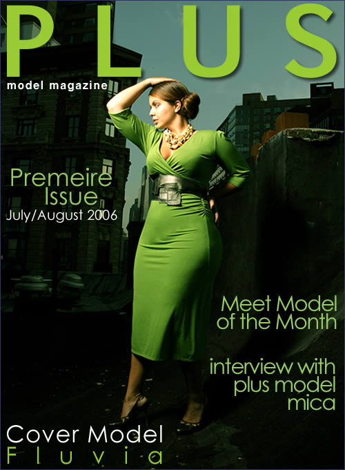 Plus size magazine, Plus Model Mag, plus size fashion