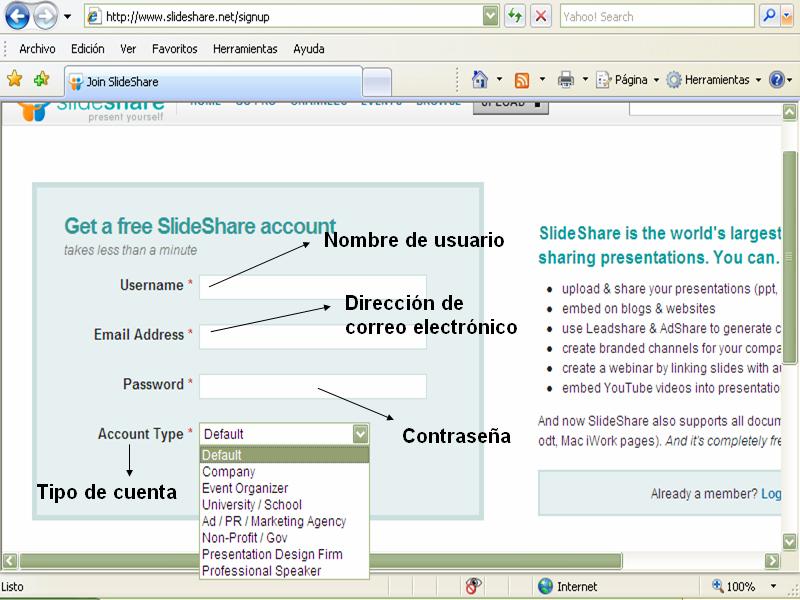 Comodiapositivas De Slideshare