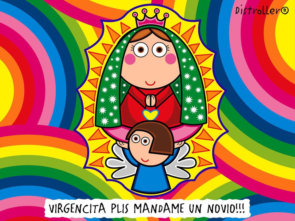 D  Nde  Prar Virgencitas Plis