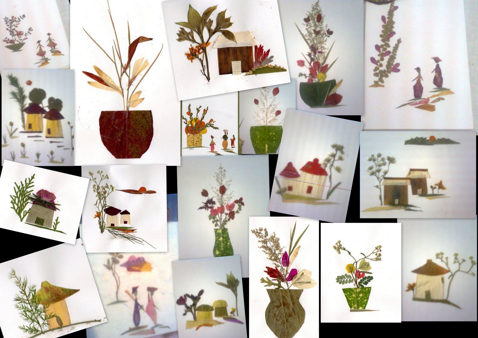 Creative Hands Dry Flower Arrangement