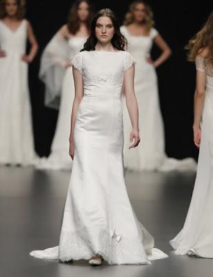 javier Larrainzar Bridal Collection