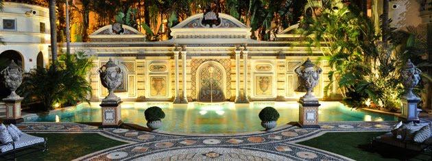 The Mansion: Fiesta. Mansion+Versace