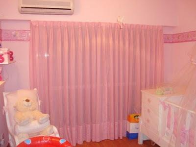Cortinas para habitaciones infantiles decoracion de salones - Cortinas dormitorio infantil ...