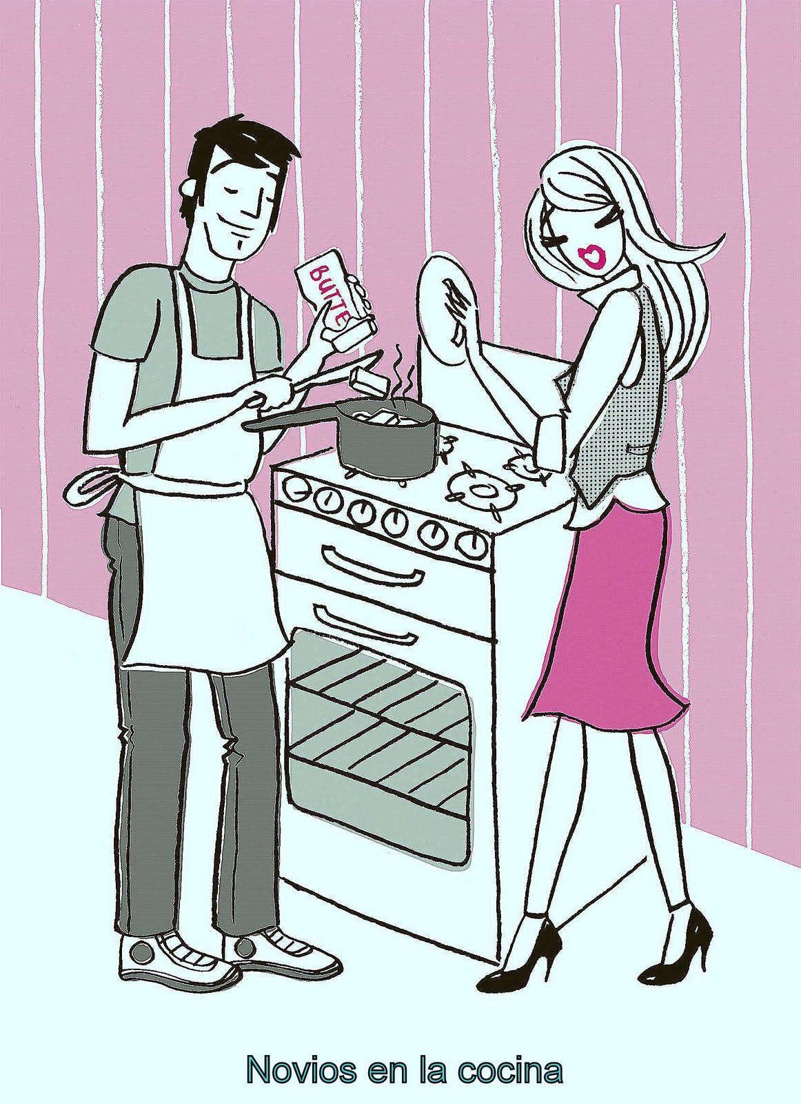 Consejos de cocina para recien casados novios y m s for Consejos de cocina