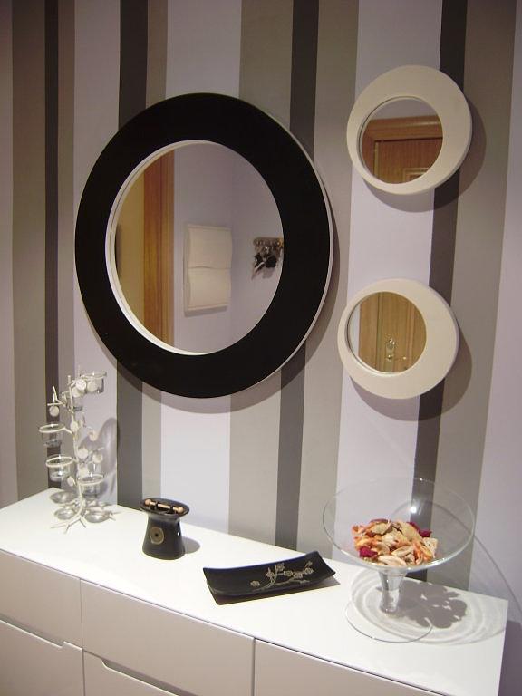 Decoracion styles ideas para decorar el recibidor de su casa for Espejos estrechos