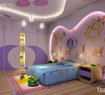 Video de fotos de habitaciones infantiles de muchos - Habitaciones con luces ...